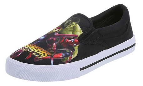 4d717c121d7a Get these Boys  Avengers Infinity Twin Gore Sneakers for just  7.49 after  the promo code!