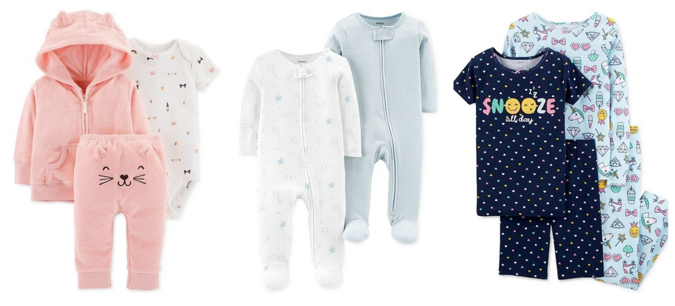 0b45b2ed356d Extra 20% off Carter s Baby and Toddler Clothing Clearance! - Money ...