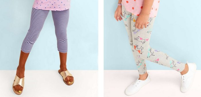 eaf7ba30fde2a3 Through tomorrow, Target is offering 50% off select Cat & Jack girls  leggings both in-store and online!