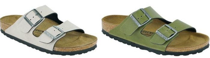 21c380724  RARE  Birkenstock Arizona Birko-Flor Sandals only  56 shipped (regularly   99.95!)