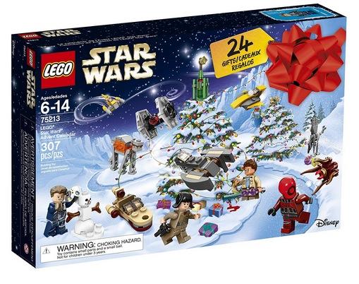 Lego Star Wars Advent Calendar Only 3399 Shipped Money Saving