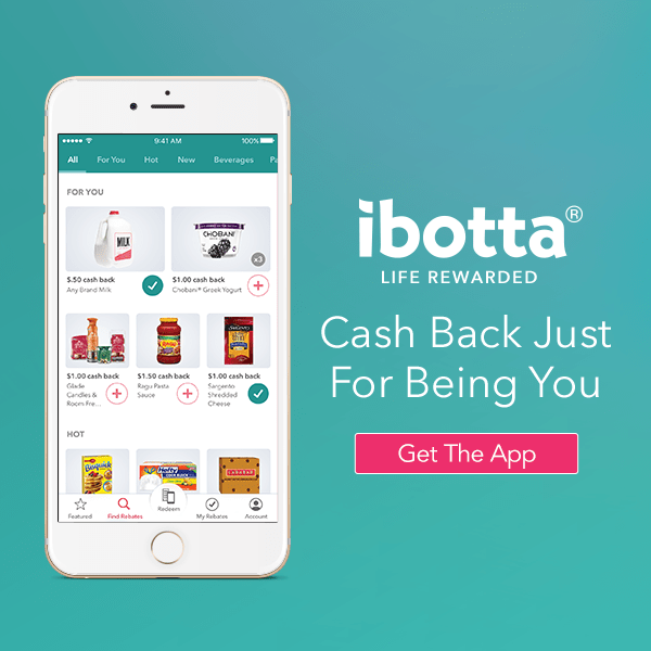 Sign up for the Ibotta app