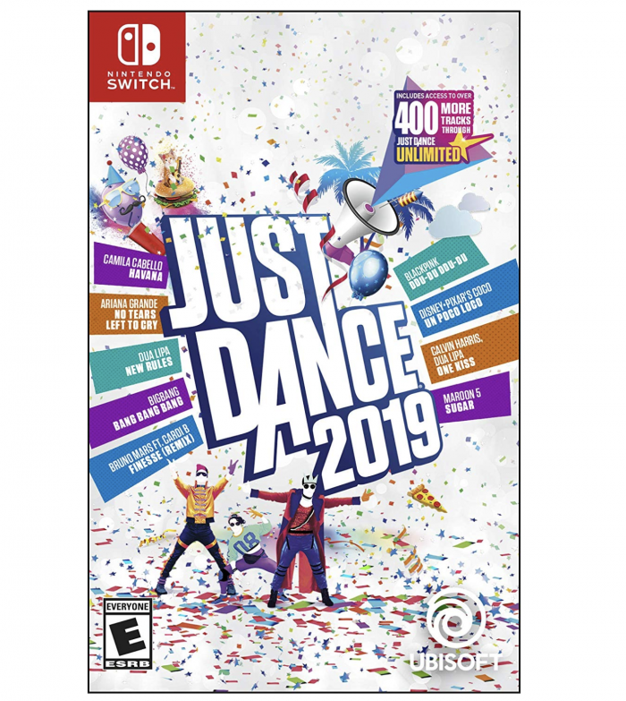 JUST DANCE 2019 BLACK FRIDAY SALE