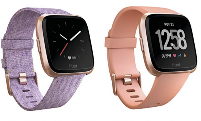 Fitbit Versa Smart Watch Black Friday Deals Money Saving Mom Money Saving Mom