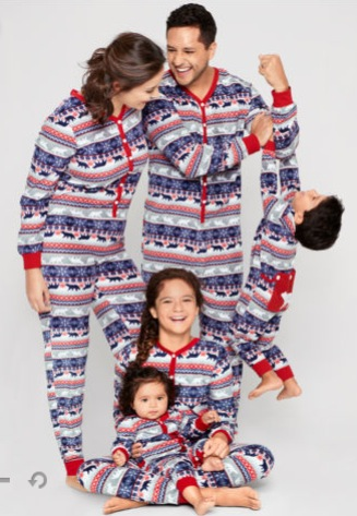 2a16c16f4f Matching Pajamas for the Family as low as  5.99 at JCPenney ...