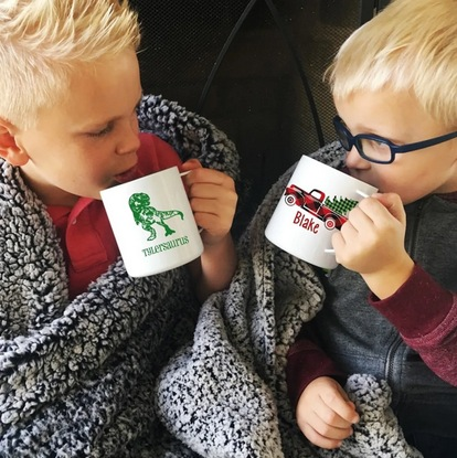 Kids Personalized Mugs