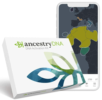 AncestryDNA Genetic Testing Kit for just $47 shipped!