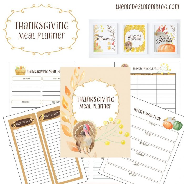 photograph about Thanksgiving Planner Printable referred to as Free of charge Printable Thanksgiving Dinner Planner Dollars Conserving Mother