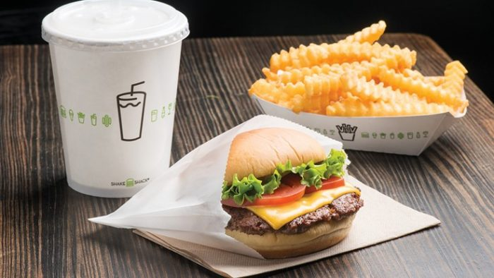 picture about Shake Shack Printable Coupons called Shake Shack: $6 off a $10+ On-line Get - Cash Conserving Mother
