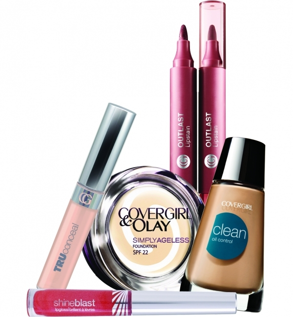 picture regarding Printable Cosmetic Coupons named Refreshing CoverGirl Make-up Printable Discount codes \u003d Moneymaker at CVS
