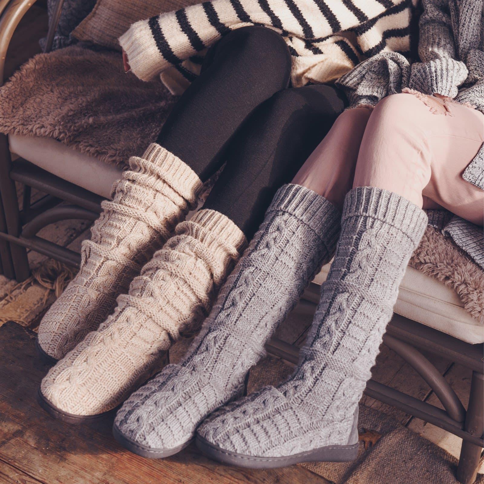fd067e4f516 MUK LUKS Women s Shelly Slippers only  17.99 shipped (Reg.  45 ...