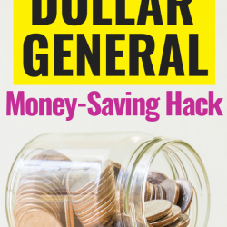 This secret hack for saving money at Dollar General is amazing!!