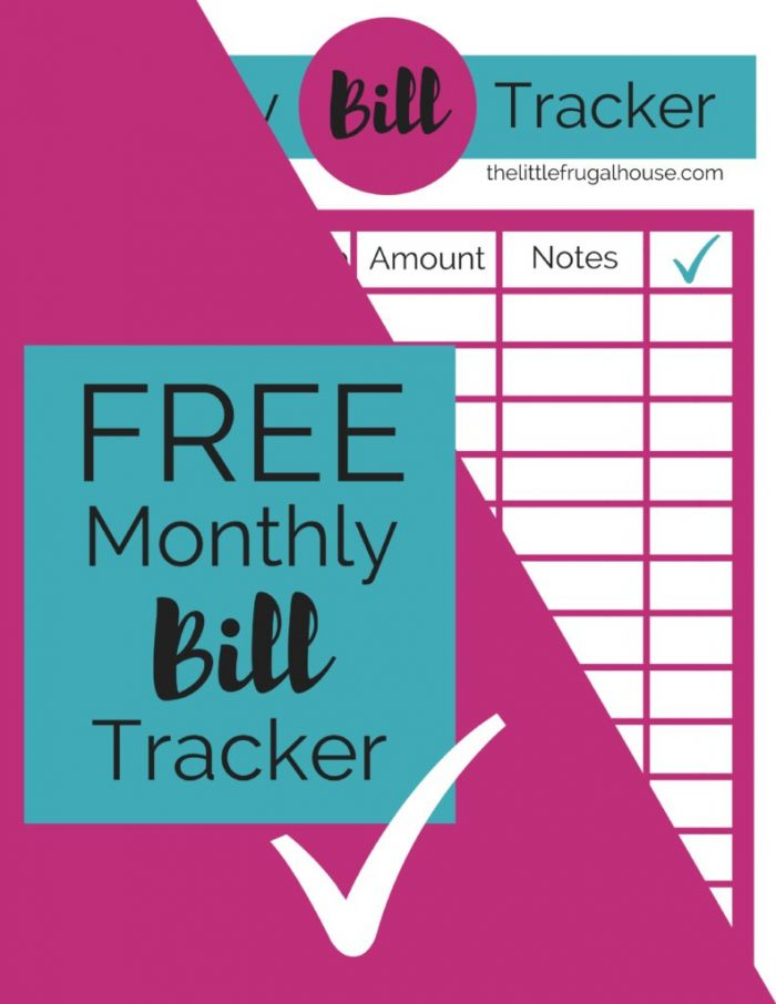 graphic relating to Monthly Bills Printable titled Cost-free Printable Month to month Expenses Tracker Financial Conserving Mother