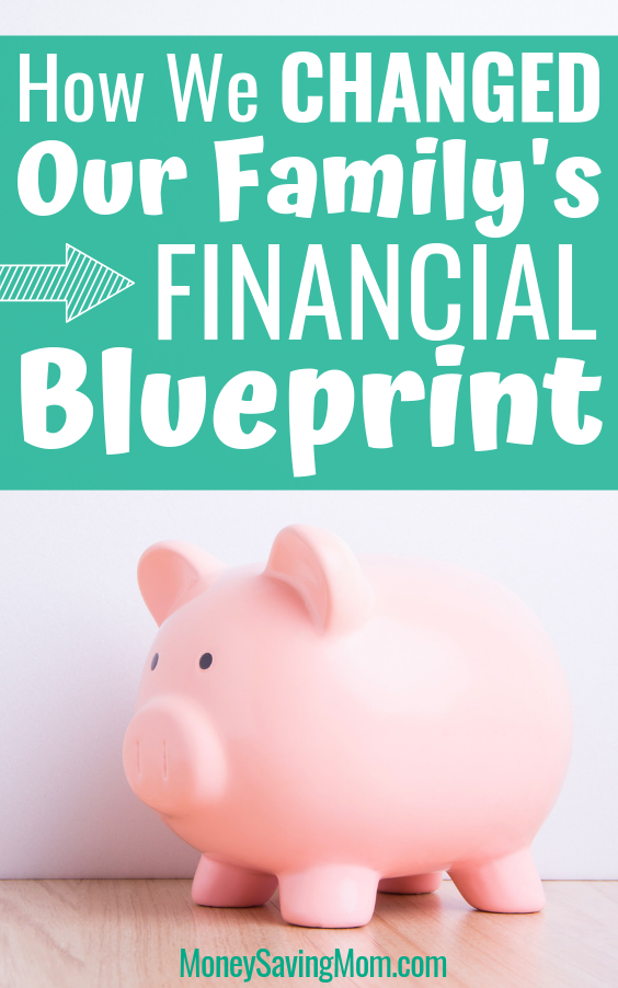 Were poor money management habits passed down to you from another generation? This is SUCH an encouraging post!