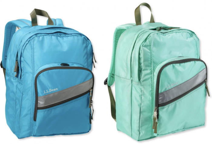 photograph relating to Ll Bean Coupon Printable named L.L. Bean Backpacks for accurately $14.99 (Reg. $40)! Dollars
