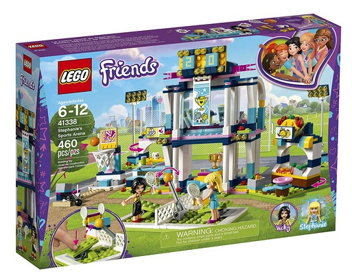 Lego Friends Stephanies Sports Arena Building Set Only 2963