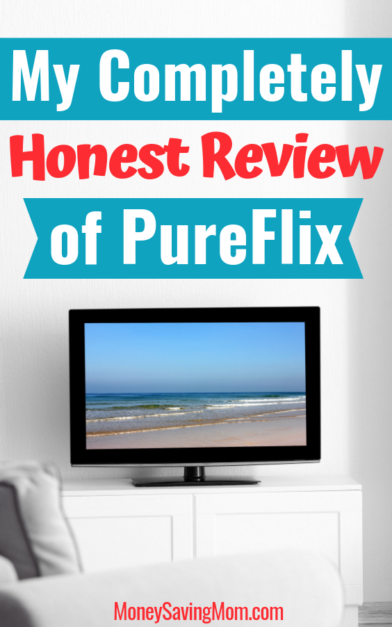 Been wanting to try PureFlix? This completely honest Pure Flix review is really informative!