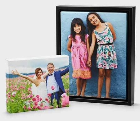 75% off Photo Prints and Canvas at Walgreens