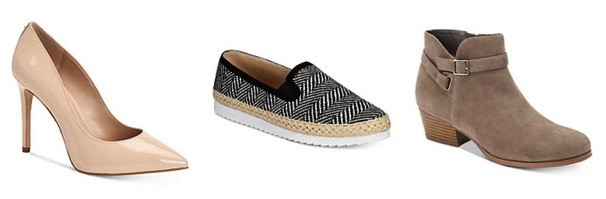 fc7985d75b6b Need new shoes  Macy s has 75% off select women s shoes