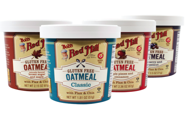 Bob's Red Mill Oatmeal Cups