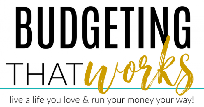 an image of Budgeting That Works by Caroline Vencil