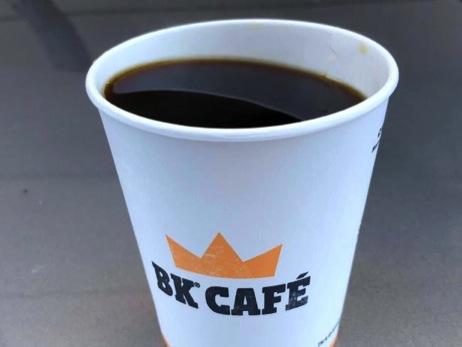 Burger King Coffee