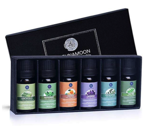 Essential Oils 6-Pack