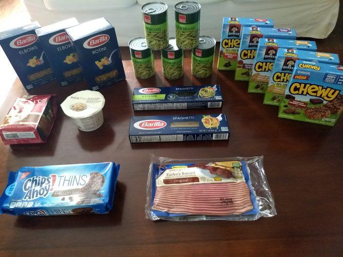 Harris Teeter Grocery Shopping Trip