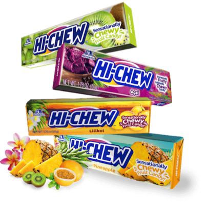 Hi-Chew Tropical Candy