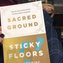 A photo of Sacred Ground, Sticky Floors by Jami Amerine