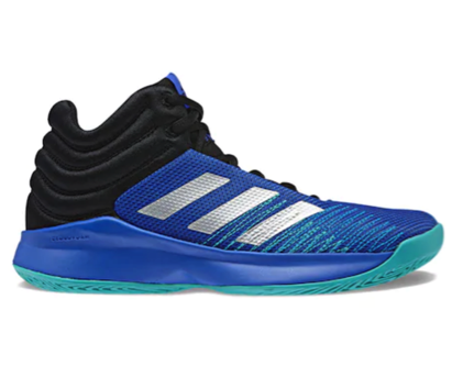 Kid's Adidas Pro Spark Basketball Shoes
