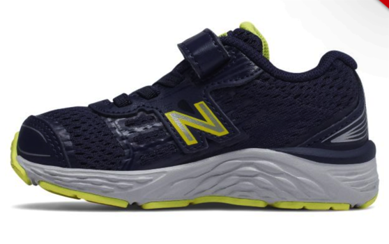 38dd0d8acc527 Up to 75% off Kids New Balance Shoes + Free Shipping = Shoes as low ...