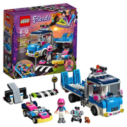 LEGO Friends Service and Care Truck Building Set