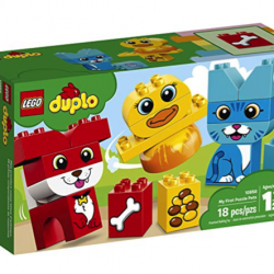 Lego Duplo My First Puzzle Pets Set