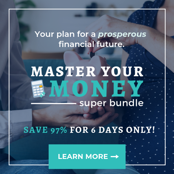 Master Your Money Bundle INfo