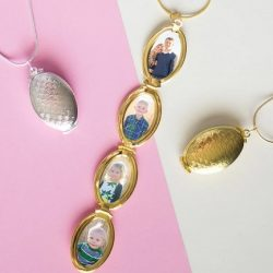 Mother's Day Locket