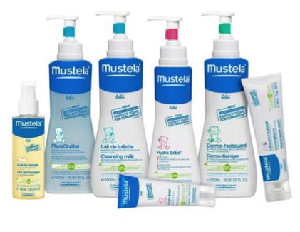 Mustela Skin Care Sample