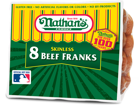 Kroger Digital Deals on Nathan's Hot Dogs