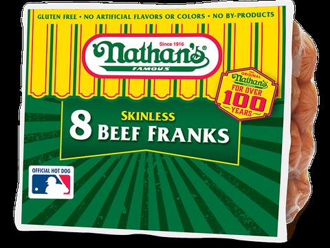 Kroger Digital Deals on Nathan's Hot Dogs