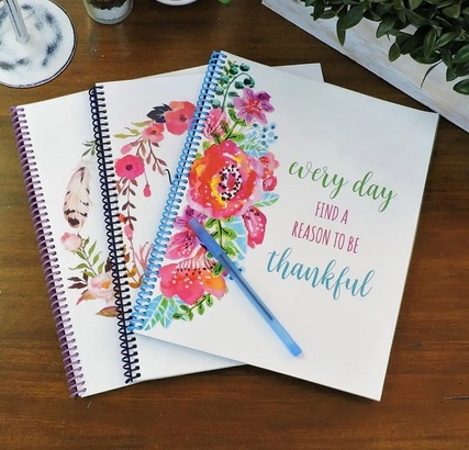 One Year Bible Reading Journals