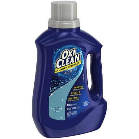 OxiClean Liquid Laundry Detergent