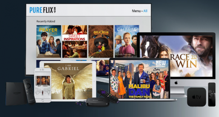 Pure Flix Streaming Service