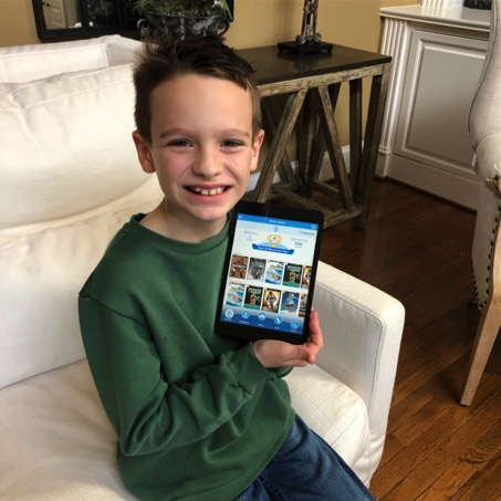 *HOT* ReadingIQ Deal: Annual subscription for just $2.49 per month! {Silas loves this app!}