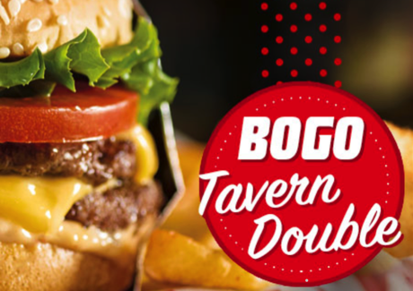 Red Robin Tavern Burger