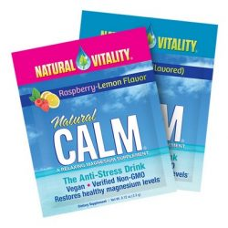 Sample Pouch of Natural Calm