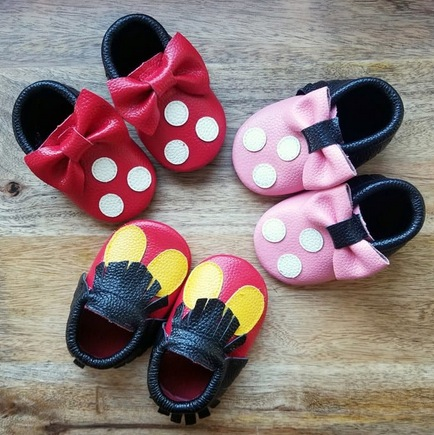 Mouse Inspired Moccs