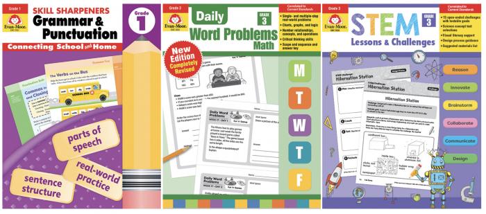 Evan-Moore Educational Products