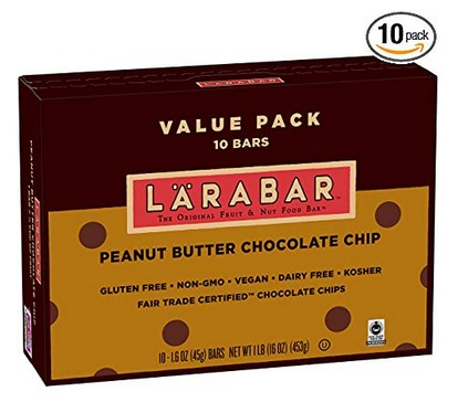 Larabars Peanut Butter Chocolate Chip