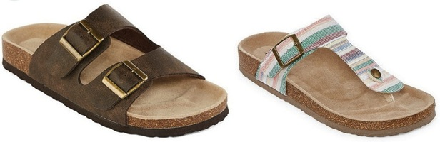 JCPenney Women's Sandals