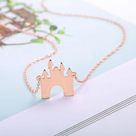 Children's Castle Necklace